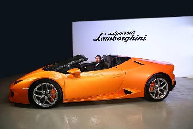 Lamborghini India Super Sports Cars Sales Growth To Continue In