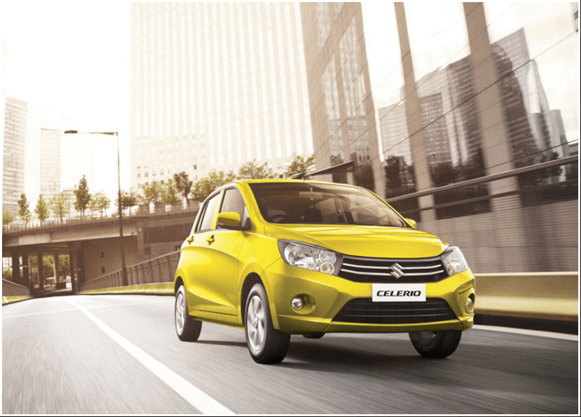 List Of Factory Fitted Cng Cars In India Maruti Suzuki Celerio