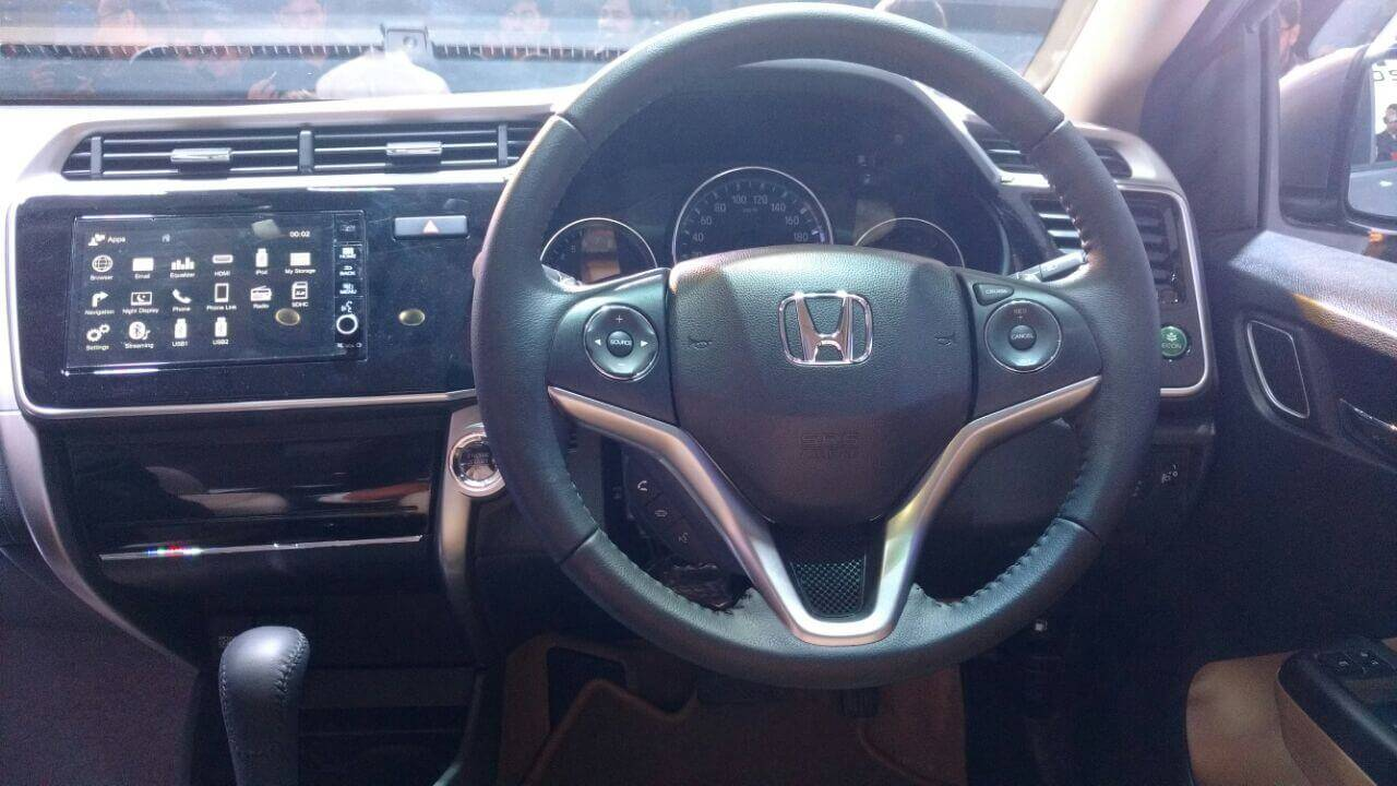 Honda City 2017 Launched See The Car Inside Out Honda City 2017