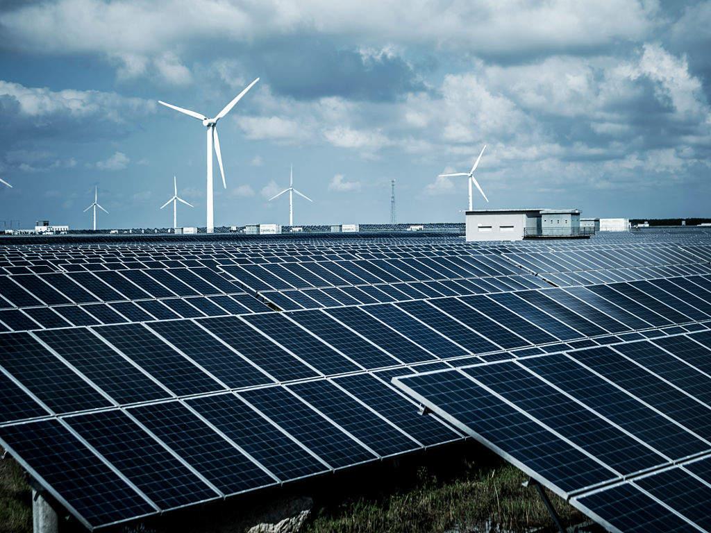 Weaning off oil, Scottish islands eye renewable energy future ...