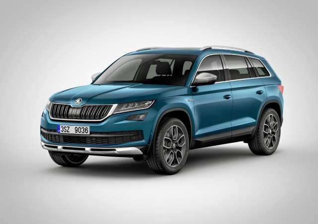 מודיעין Upcoming SUVs in 2017: Skoda Kodiaq, Volkswagen Tiguan, Jeep EQ-25