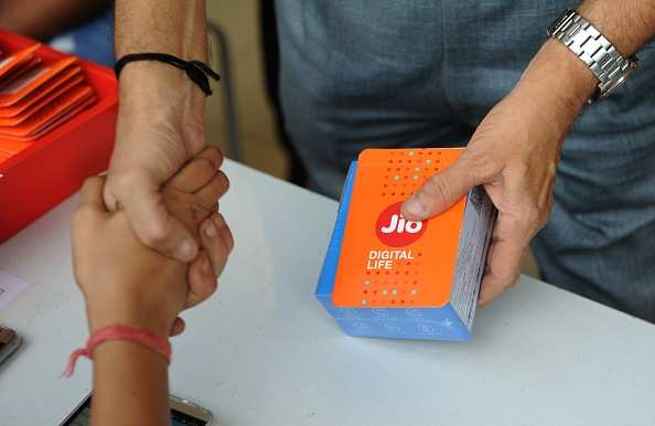 130 Million Jio Consumers