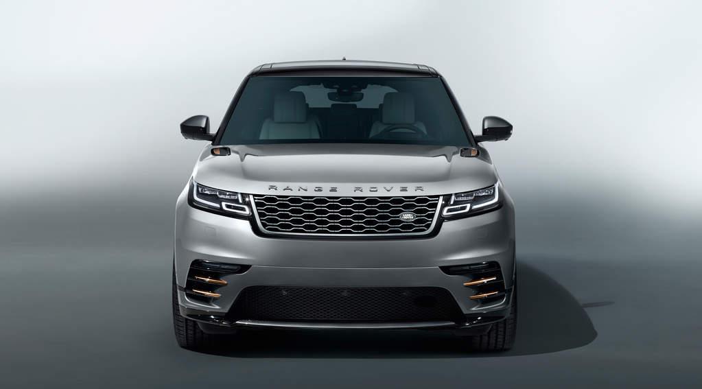 Jaguar I-Pace, Range Rover Velar SUV dominate 2017 Geneva Motor Show
