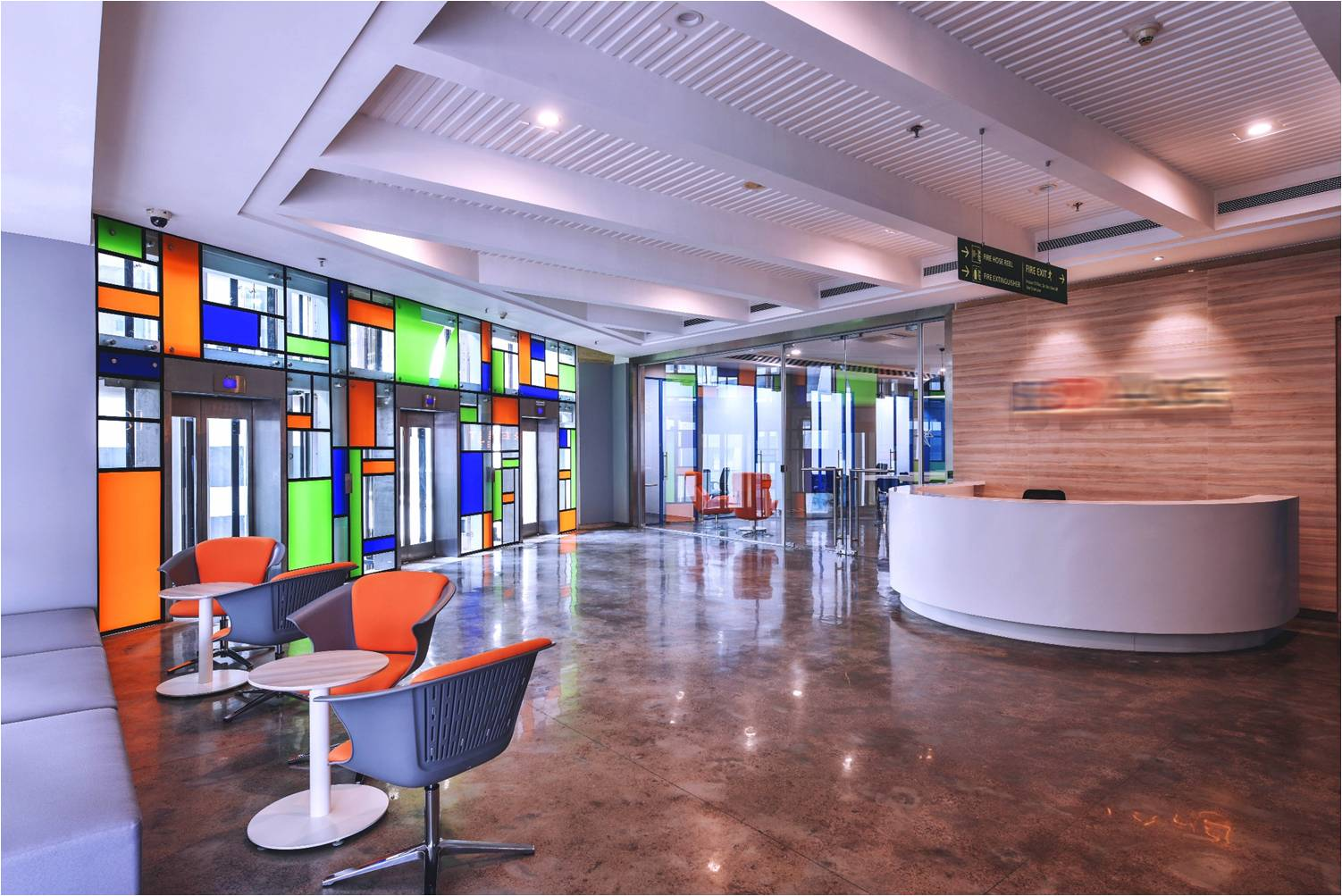 Whats New In Office Space Designs Today