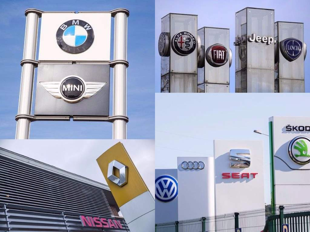 Who Owns Guide To Today S Car Manufacturers