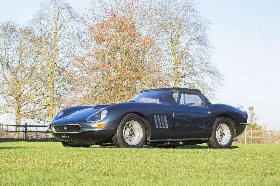 Ferrari: Old classics including Ferraris, Bentleys to be auctioned ...
