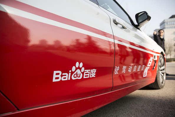 Baidu  Hackers go after Baidu s driverless car secrets 71d7700ad2e6