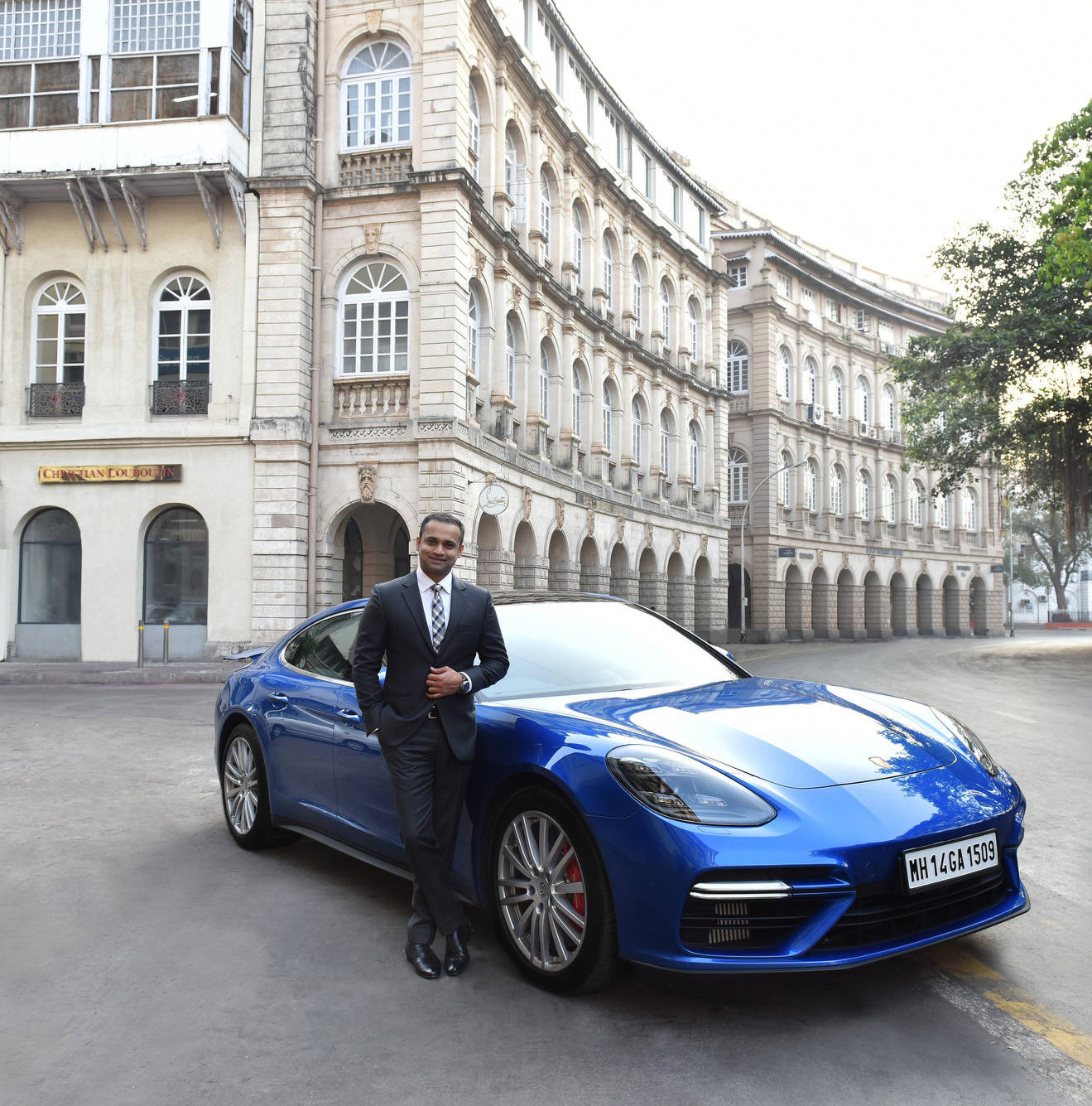 Porsche Panamera Porsche Panamera Launched In India At Rs 1 93 Crore Ex Maharashra Auto News Et Auto