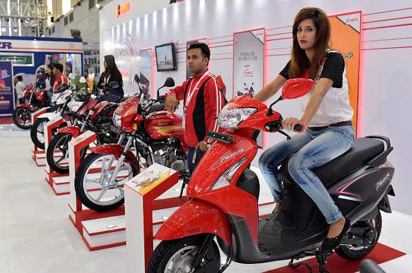 Japanese two-wheeler manufacturer HMSI inching closer in Indian motorcycle market