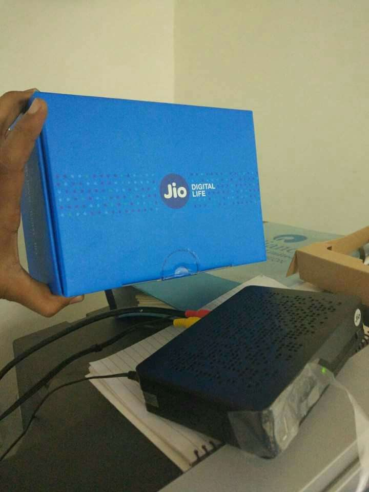 Reliance Jio: Reliance Jio's Set Top Box images leaked