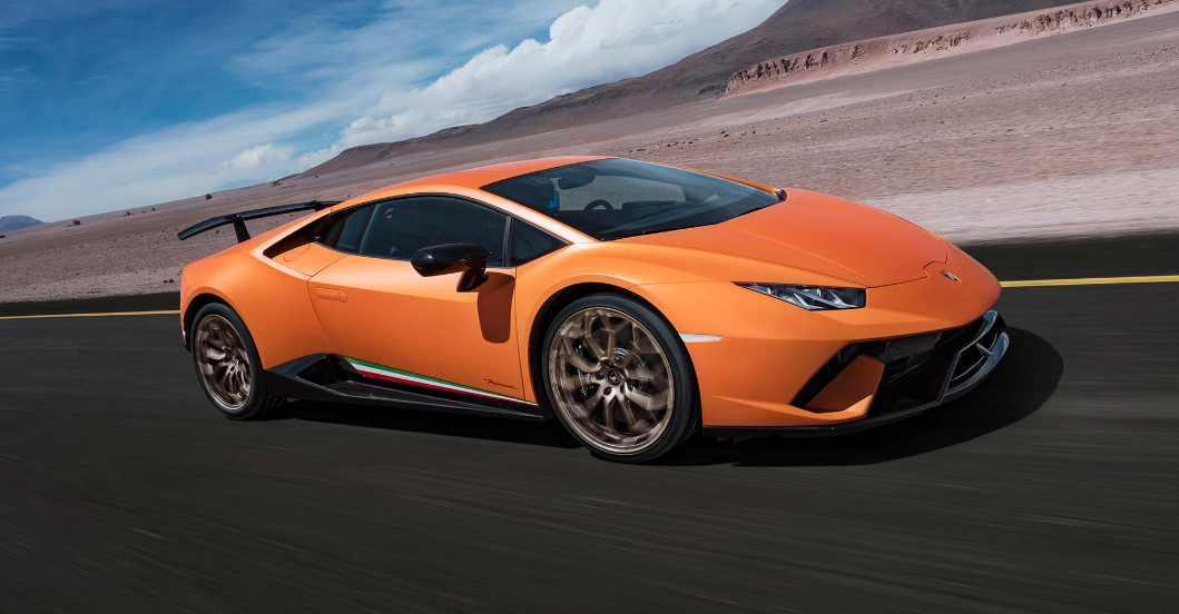 Huracan Performante Lamborghini Huracan Performante Launched For Rs