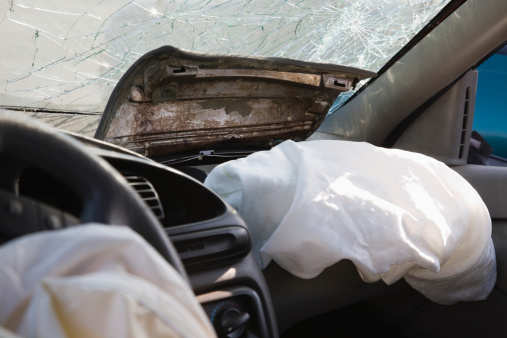 How dangerous air bags can find their way into used cars