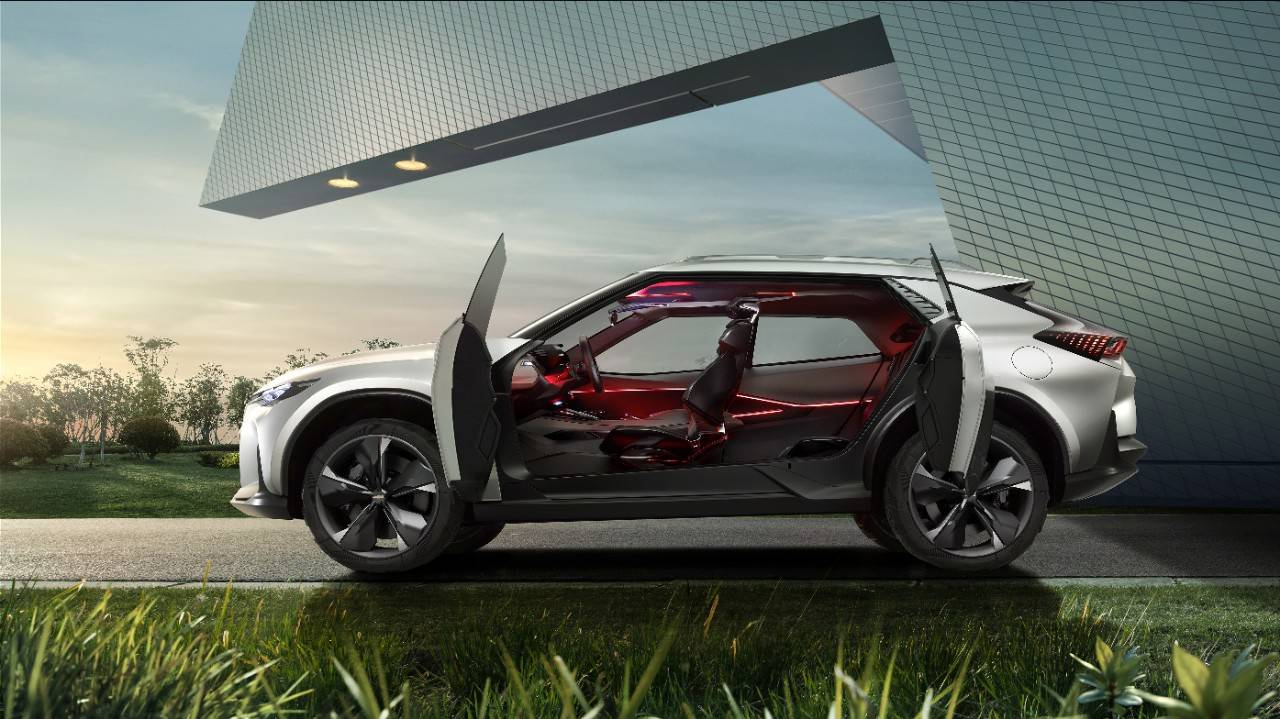 Chevrolet Fnr X Concept Chevrolet Fnr X Concept Makes Its Global