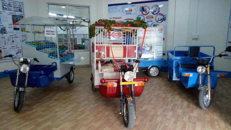 Autolite enters e-rickshaw space; to grow lithium ion battery business