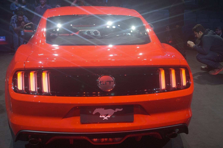 Ford Mustang becomes most popular sports car worldwide & Ford Mustang: Ford Mustang becomes most popular sports car ... markmcfarlin.com