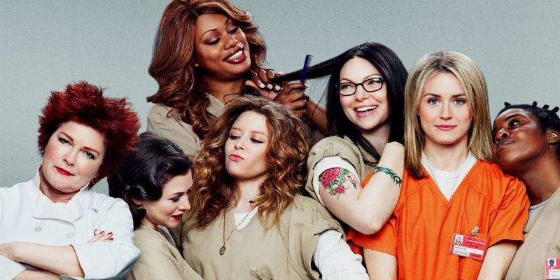 Image result for orange is the new black series