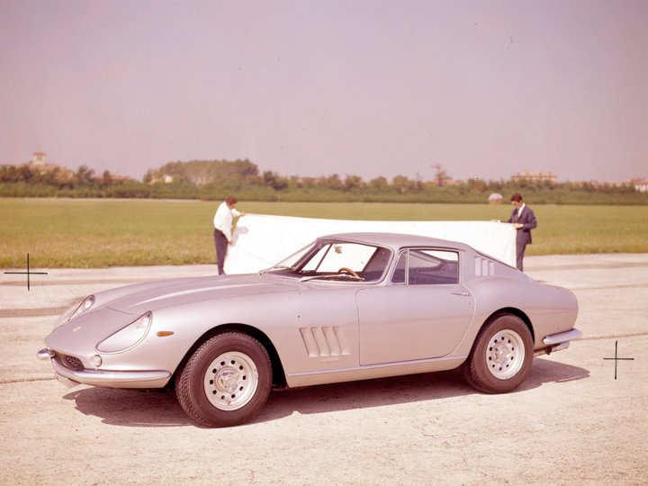 First prototype Ferrari heads for multi-million pound UK auction