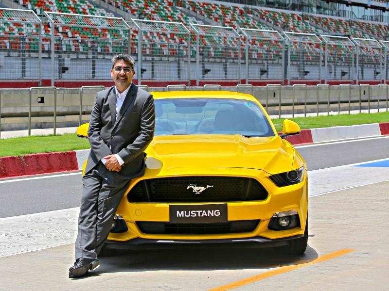 Ford India Anurag Mehrotra Elevated As Ford India Md Auto News