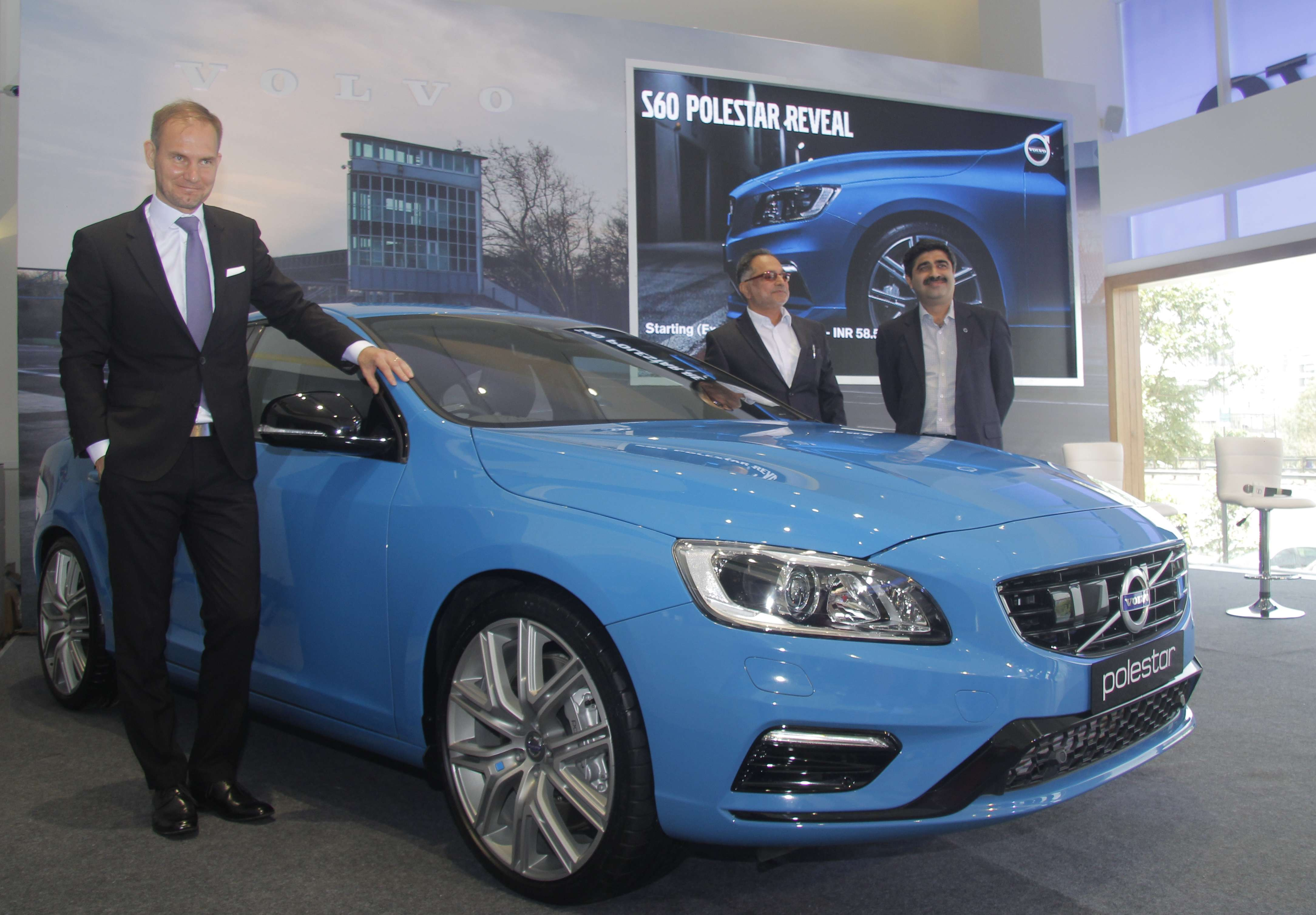 Volvo Cars India Opens A New Dealership In Pune Auto News Et Auto
