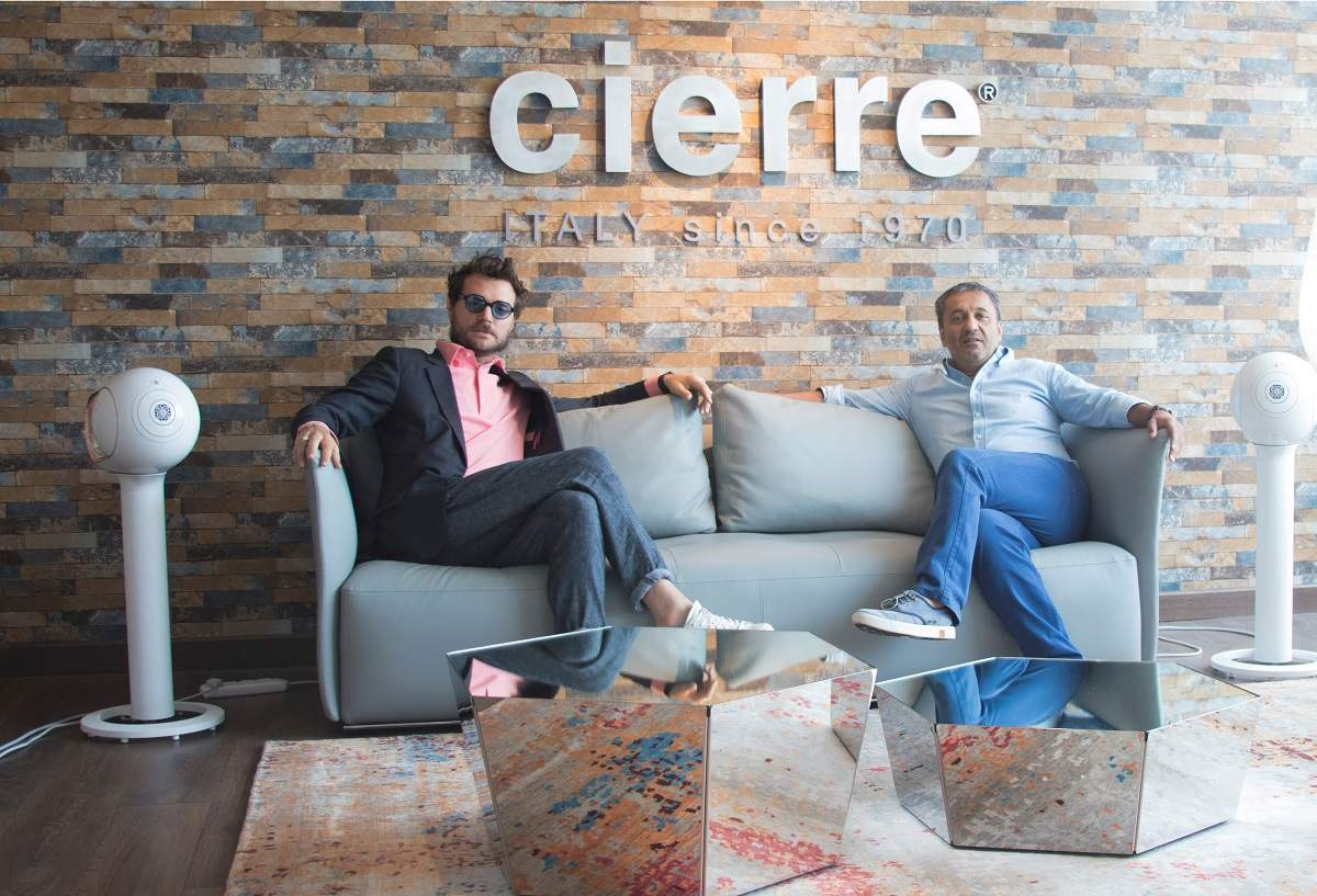 Italian Furniture Brand Cierre Comes To India Through Luxury Home D Cor Mall Global Living