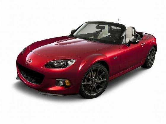 Mazda recalls sports cars for fuel leaks, suspension trouble