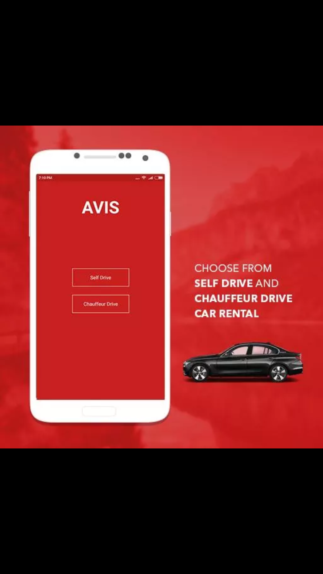 cars on rent: avis india launches its mobile app for self