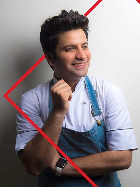 Chef Kunal Kapur - Celebrity chef Kunal Kapur to endorse IG