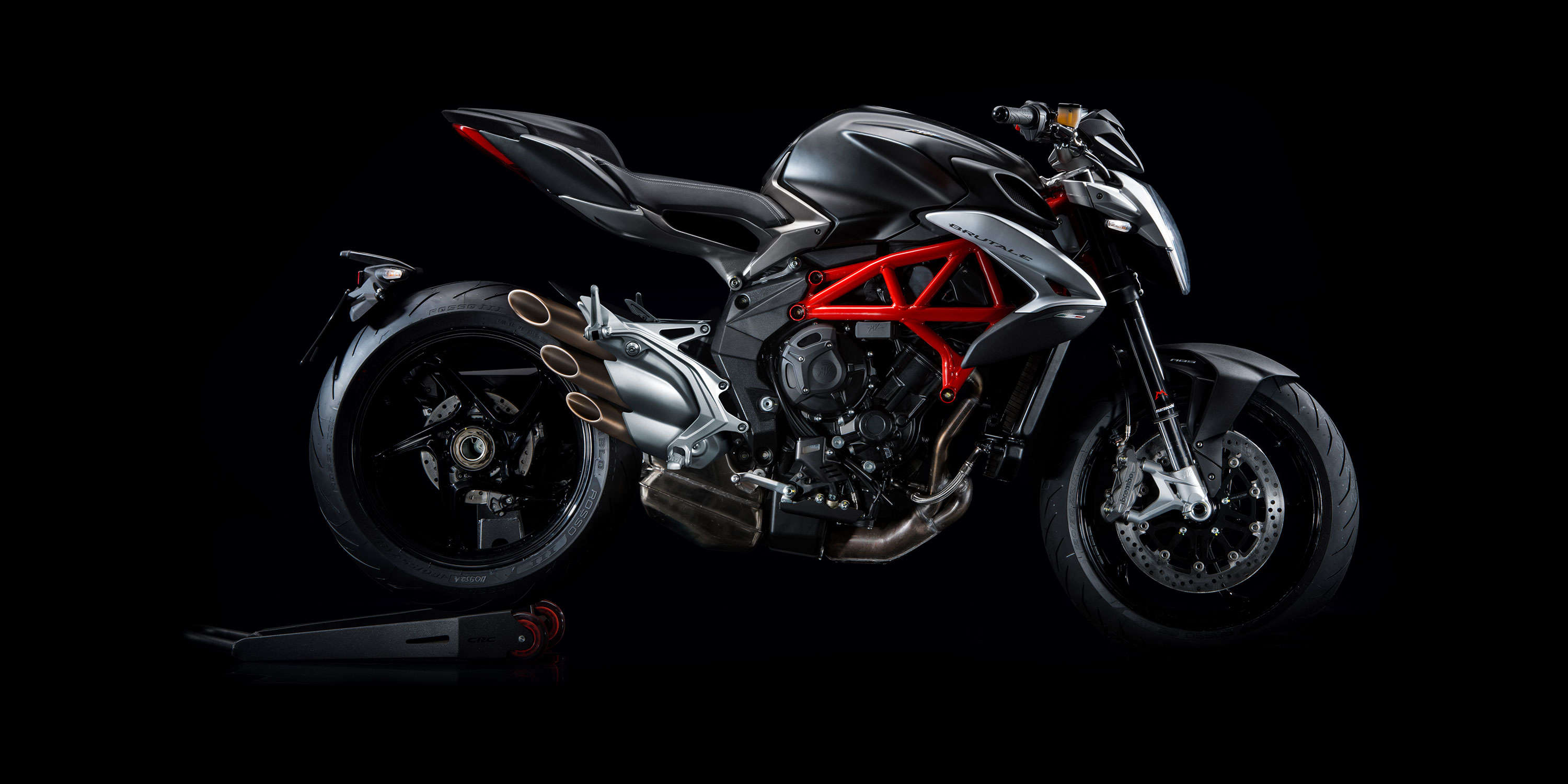 MV Agusta  2017 Brutale 800 launched in India at a price of Rs ... 83340e28b9b