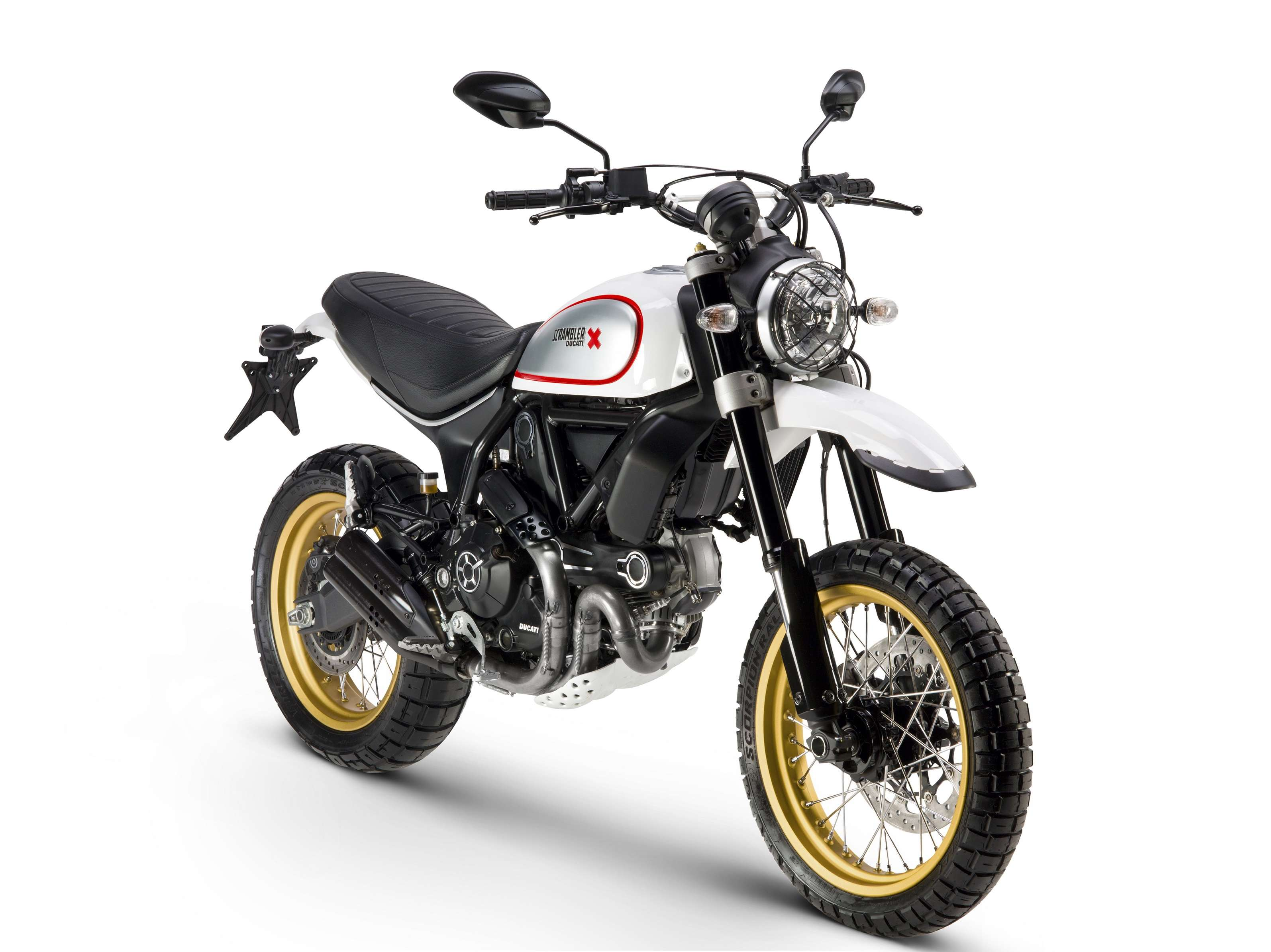 Ducati Launches All New Scrambler Desert Sled In India