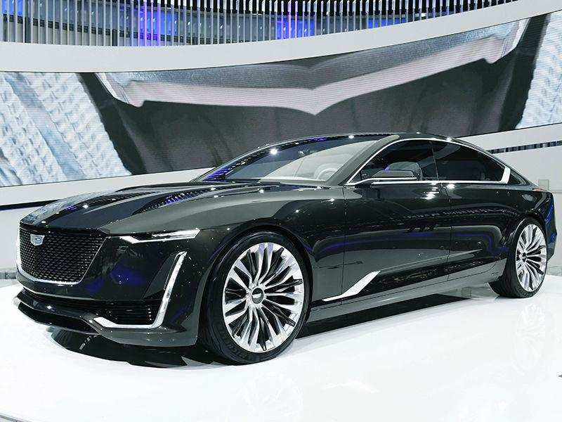 Gm Cadillac Gm Cadillac Chief Outlines Plan For Fewer Sedans