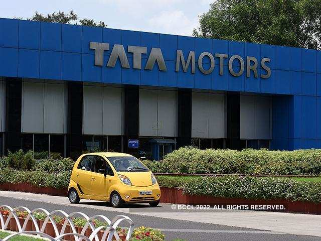 Image result for Tata Motors: Domestic business revs up, JLR hits a speed breaker