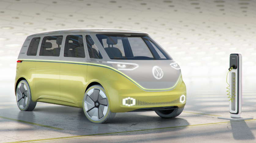 In Shanghai Volkswagen Revealed The Third Concept Id Series