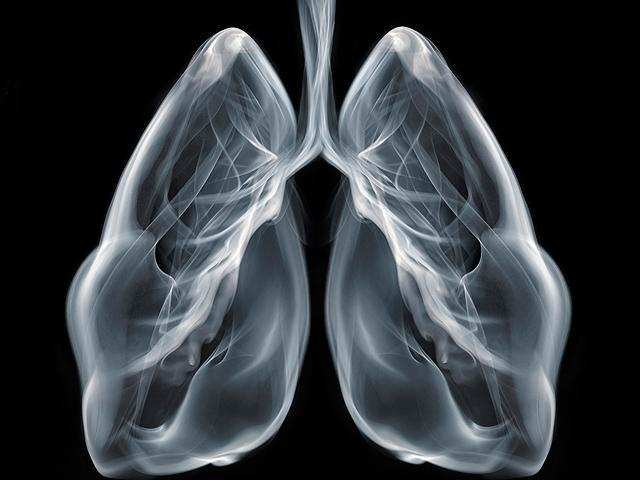 Image result for Smoking and HIV may cause lung cancer says a study