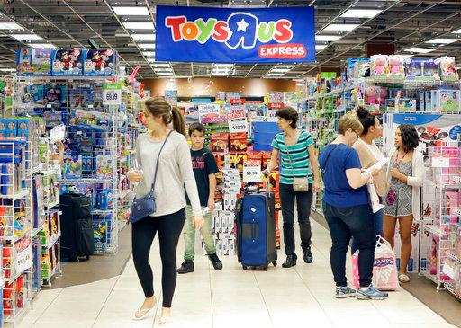 Toys R Us Toys R Us Asia Jv Not Affected By Us Bankruptcy