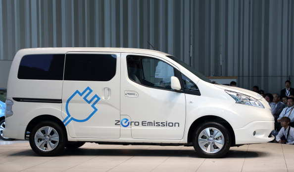 German union, car group seek government support for electric shift