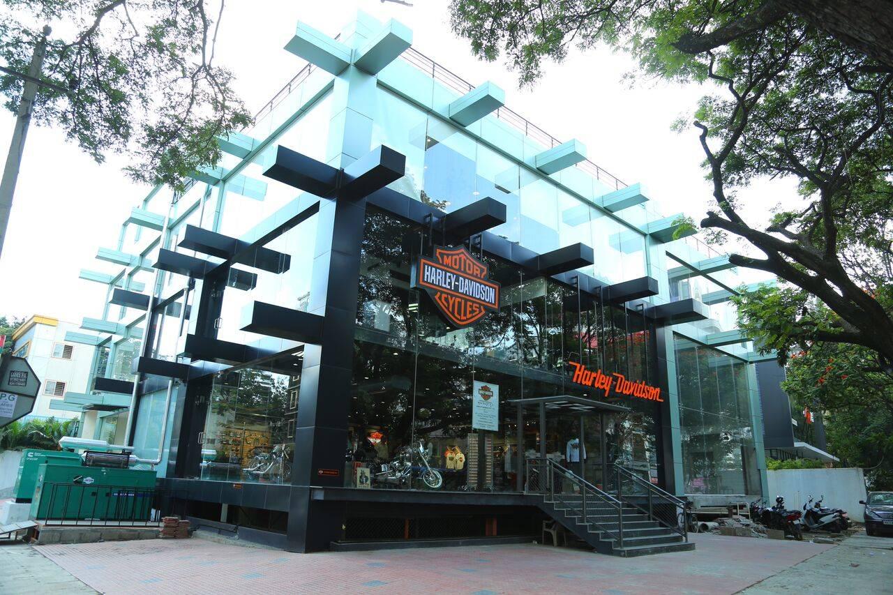 Harley-Davidson: Harley-Davidson dealership opens in