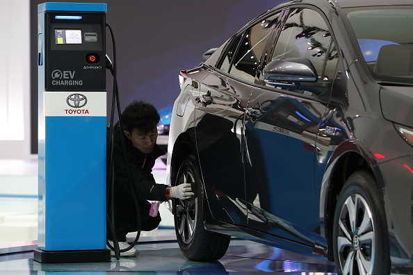 Toyota: Toyota to form electric car technology venture with