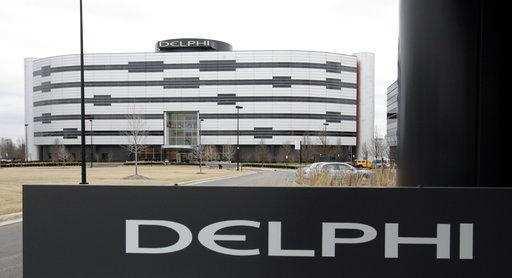 Delphi: Delphi plans split into tech, traditional companies