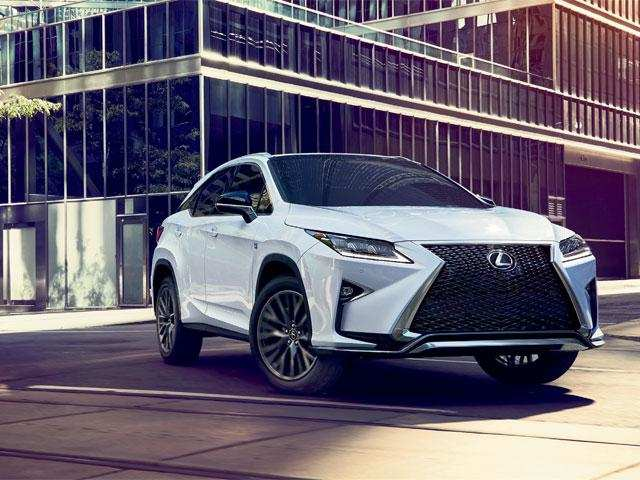 Lexus Officially Entered The Indian Market This Year. It Launched Two  Hybrid Vehicles ES