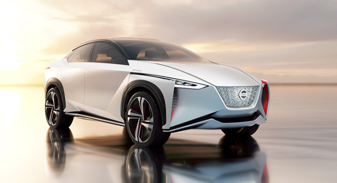 Tokyo Motor Show 2017 Nissan Aims To Grab 5 Market Share By 2020