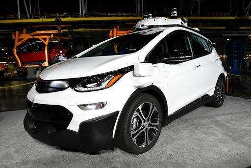 Selfdriving Cars US Seeks To Remove Unnecessary Barriers To Self - Car show barriers