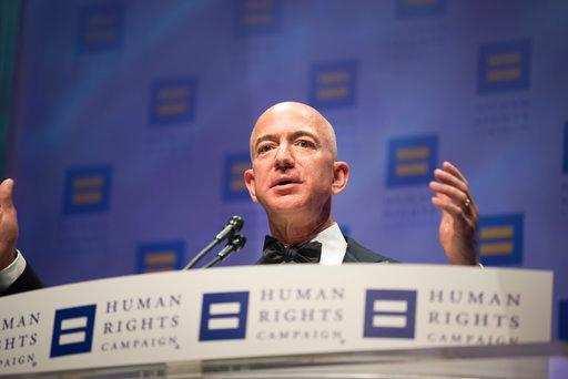 Jeff Bezos Jeff Bezos Passes Bill Gates To Become The World S
