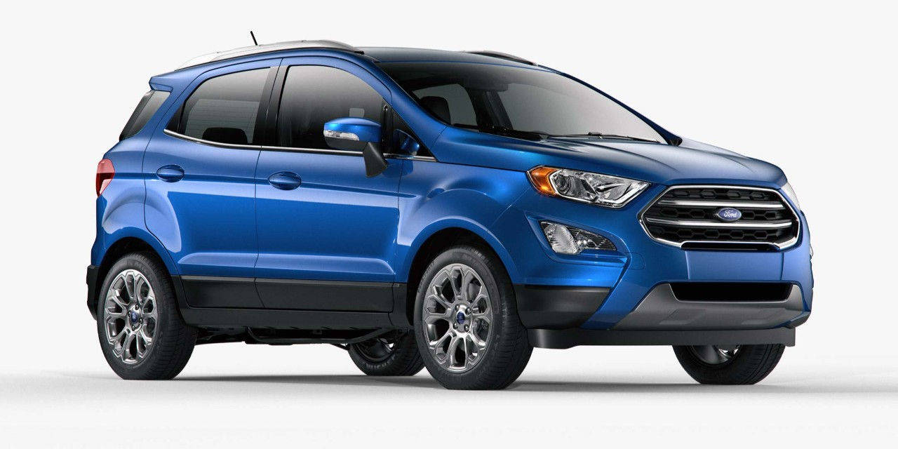 Continuing to offer great safety with up to six airbags the all new ecosport