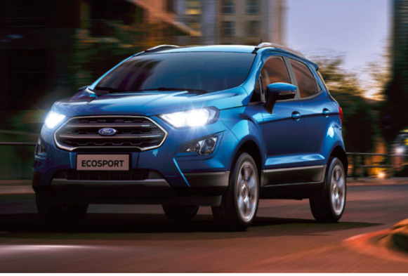 Ford Has Come Up With Two Engine Variants In  Lsel And Petrol Each