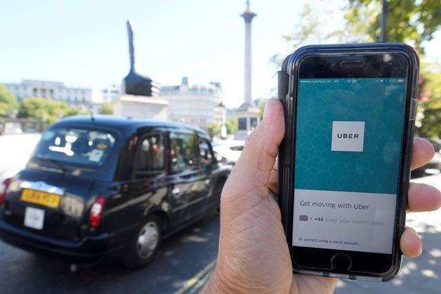 Uber: Uber concealed hack that exposed 57 million people's data