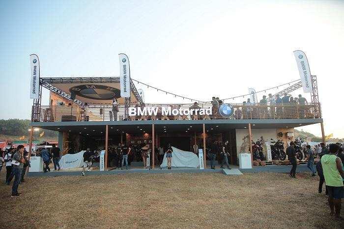 India Bike Week: BMW Motorrad Revs Up the Throttle at India
