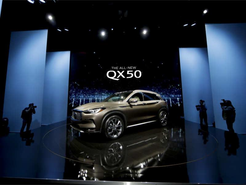 LA Auto Show SUVs Are Main Attraction At LA Auto Show Auto News - Overhaul car show