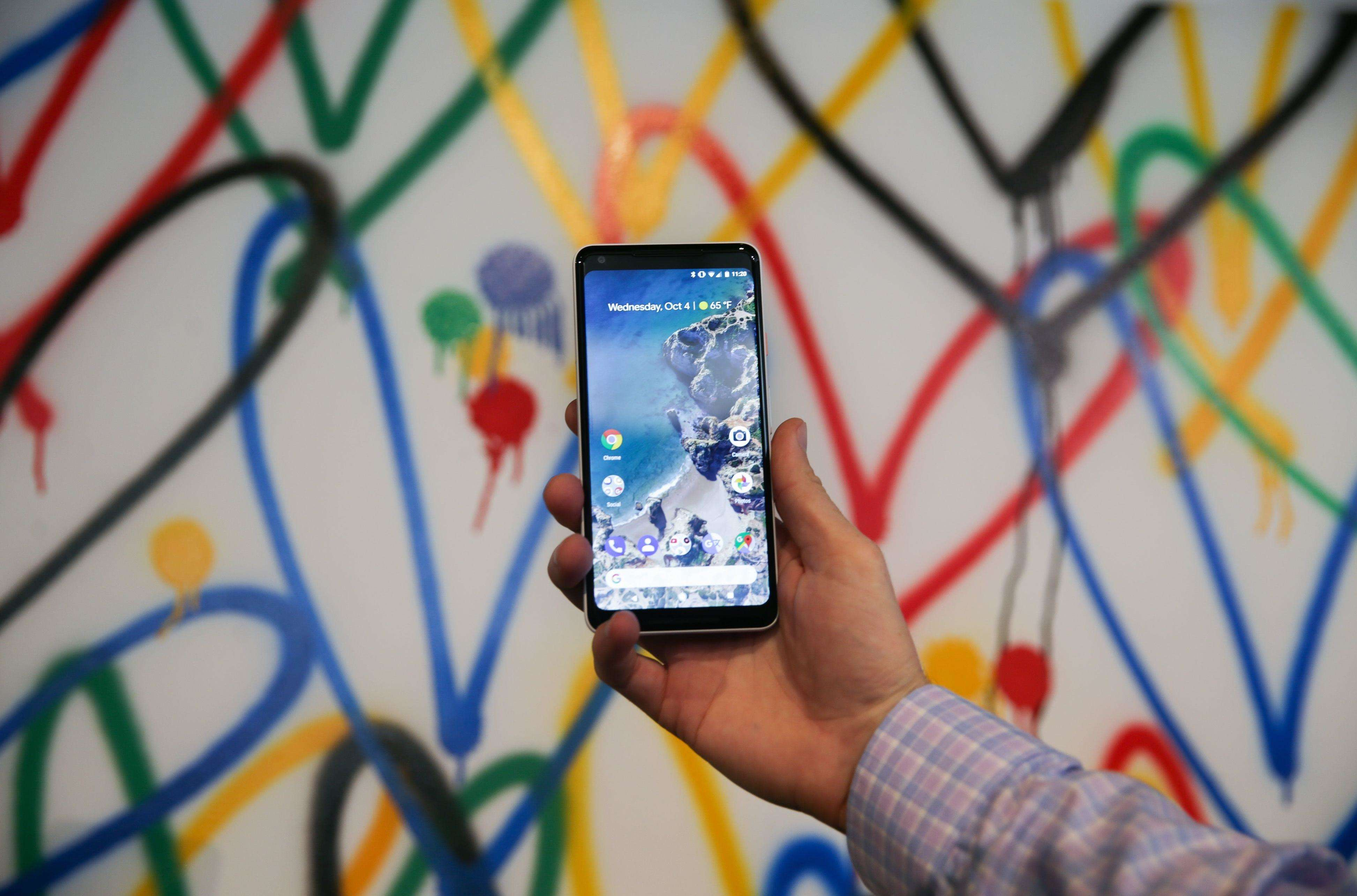 Google promises fix for random reboot in Pixel phones