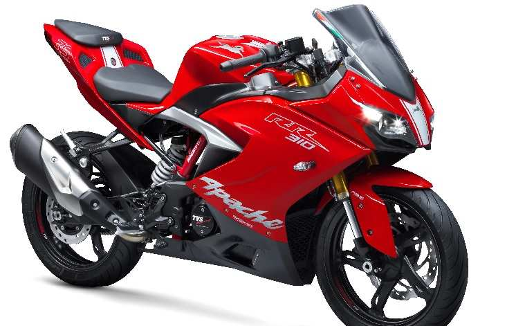 The motorcycle marks TVS Motor Company's entry into the super-premium segment, both in