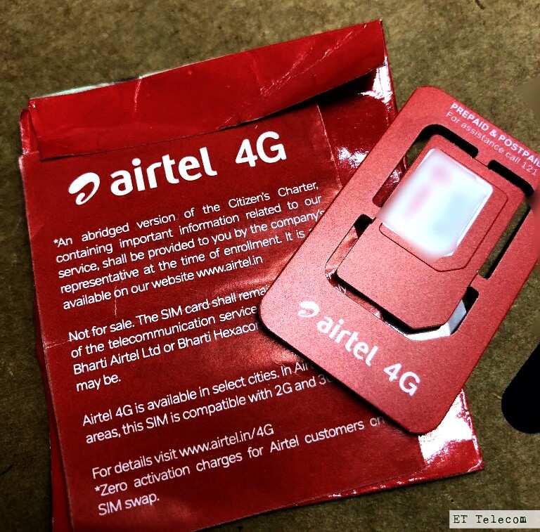 Airtel: Airtel cuts price of 4G hotspot by 50% to Rs 999 in